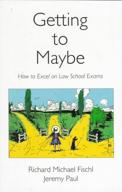 Getting to Maybe By Fischl, Richard Michael/ Paul, Jeremy R.
