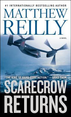 Scarecrow Returns By Reilly, Matthew